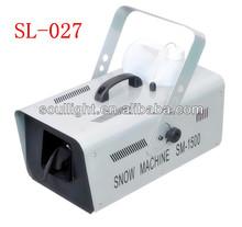 1500W Snow machine stage effect light professional lighting