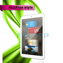 Allfine Fine8 Style 8.1 Inch Tablet PC ATM7029 ARM Cortex A9 Quad Core Android 4.1 RAM 1GB 1280x800 IPS Dual Camera HDMI GPS