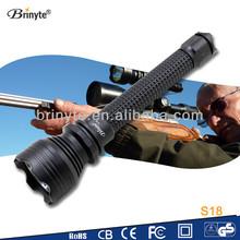 Brinyte Original Factory Tactical Rechargeable Aluminum Torch