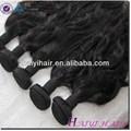 fábrica de desconto de cabelo humano natural cabelo rabo de cavalo