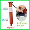 UV glue LOCA 2 liquid optical clear adhesive for samsung iPhone 4 5 touch screen repair