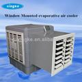 8000m3/h 3 velocidades de vento janela montado refrigerador de ar evaporativo/sala de água sistema de arrefecimento/aparelho de sala swamp cooler