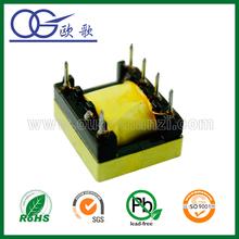 EE19 horizontal power transformer,eer high frequency transformer