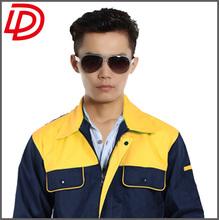 Guardia de seguridad uniformes / uniformes ropa de trabajo industrial uniforme / hombres trabajan uniforme