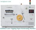 bobinas de tombamento laser perfurado papel adesivo