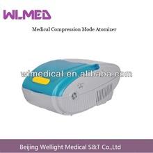 2014 hot sale Medical compression mode atomizer