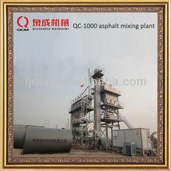 asphalt mixing plant 80t/h qc series hot mixing type