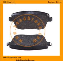 FRONT BRAKE PADS SEAT CORDOBA 2002- FDB1419