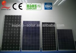 high quality solar panel china 250 watt photovoltaic solar panel suntech solar panel price