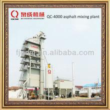 320TPH asphalt mixing plant qc series hot mixing station type