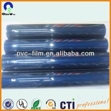raincoat super clear high gloss packing soft roll pvc plastic film