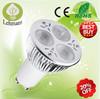 Hot sale best price aluminum gu10 led spot lights china manufacturer
