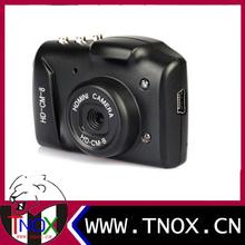 720*480 AVI 5Megapixels motion detection world smallest LED light USB interface digital mini camera