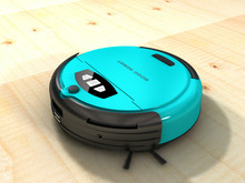 good robot 740B, wet and dry mini home appliance robotic vacuum cleaner , use for capet,wood,tile, marble cleaning