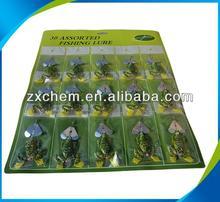 Soft Fishing Lure - 15PCS Frog Assorted