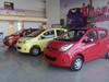4seats fashion mini electric car