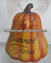Resin harvest times craft wholesale artificial pumpkins