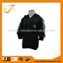 sports uniform ,thin black youth windbreakers