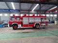 Dongfengรถดับเพลิง4500l/โบราณรุ่นรถดับเพลิง