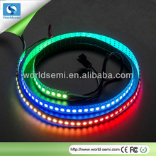 IP66 silicone tube waterproof dream color led strip for decoration
