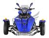 china hot sell CE 250cc cheap trike