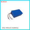 Rechargeable 18650R7S20P 24v 50ah lithium ion battery pack for quadricycle bike