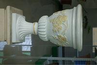 (0697)HDPE/Plastic Gardening Flower Urns