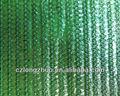 Polietileno de alta densidad de sombreado neto la vida span 3 años/tela para invernadero/vegetales vivero/cochera/de natación de la piscina