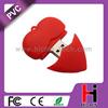 heart shape USB pen drive 4gb 8gb