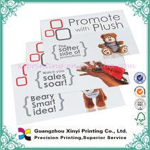 Colorful custom wholesale postcard printing