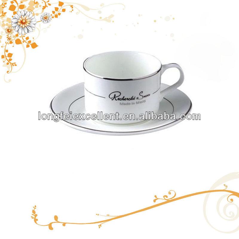 Coffee Cup/mug And Saucer