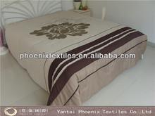 newest most popular high quality custom fashionable patchwork bedspread