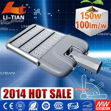 150w Adjustable design led street light price list