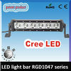 cree led light waterproof IP 68 high lumen single row 60w led light bar auto lamp