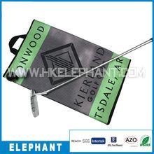 promotional golf gifts custom brand golf towels for golf club