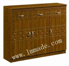 Newest antique furniture shoe cabinet for sale 6203#