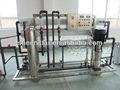fácil de operar automática ro purificador de agua