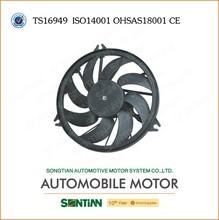 Radiator Fan Motor Used PEUGEOT Cars For Sales 1253.C9