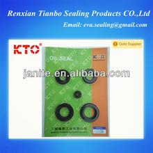 KTO TC Viton / NBR double slip Oil Seal