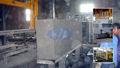 Aac leve betão celular autoclavado bloco de concreto que faz a máquina, hess tijolo que faz a máquina