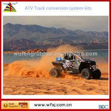 4x4 track conversions for UTVs/ ATV track conversion system kits /ATV track conversion system manufacturer