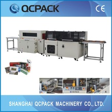 High speed Unlimited length SIEMENS(Germany)Power switch POF hot shrink packing machinery