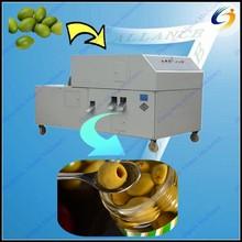 Automatic apricot,plum,olive,Date,cherry core/pit/stone remove machine