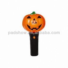 Pumpkin shaped Light Stick, Ideal Flashing LED Projector Toys