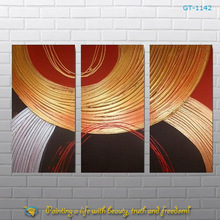 handpainted modern textured canvas oil painting for wall art