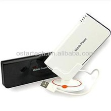 Video Sixy 6600mAh Power Bank Travel Wireless Charger P21-S