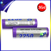 Geelze New coming High Drain IMR 3.7V 18650 2250mah rechargeble battery (1pc)