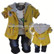 2014 bahar yeni erkek bebek giysileri bebekler için geleneksel kaliteli tığ işi bebek giysileri