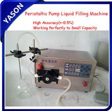 Needle Head Peristaltic Pump Liquid Injection Vial Filling Machine 0.2ml-20ml