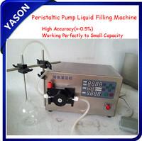 Liquid Pouch Filler Machine for Small Dose,Peristaltic Pump Liquid Filler 0.2ml-20ml